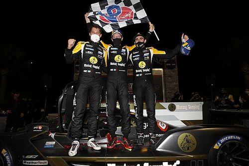 Sebring 12 Saat: Bourdais, Duval ve Vautier JDC-Miller Cadillac'le kazandı