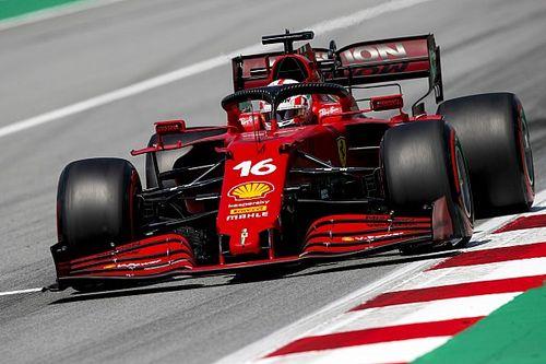 """Leclerc: """"Questa per noi è quasi una pole. Ottimo risultato"""""""