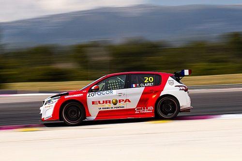 TCR Europe, Paul Ricard: T.Clairet domina Gara 1, Jelmini secondo
