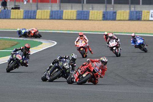 French MotoGP: Miller wins chaotic flag-to-flag race