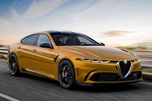 L'Alfa Romeo GTV potrebbe tornare come berlina coupé elettrica