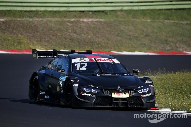 Zanardi rijdt 300 ronden tijdens DTM-test: