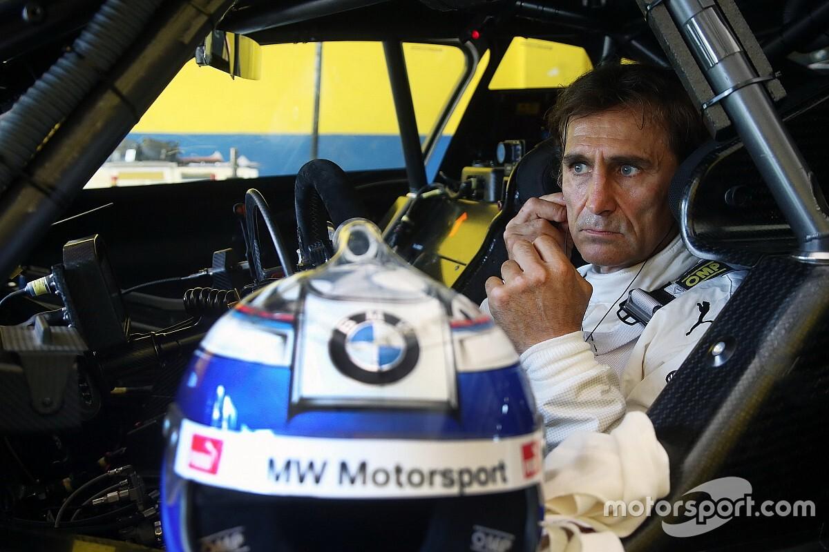 Tes DTM BMW, Zanardi tempuh ratusan lap