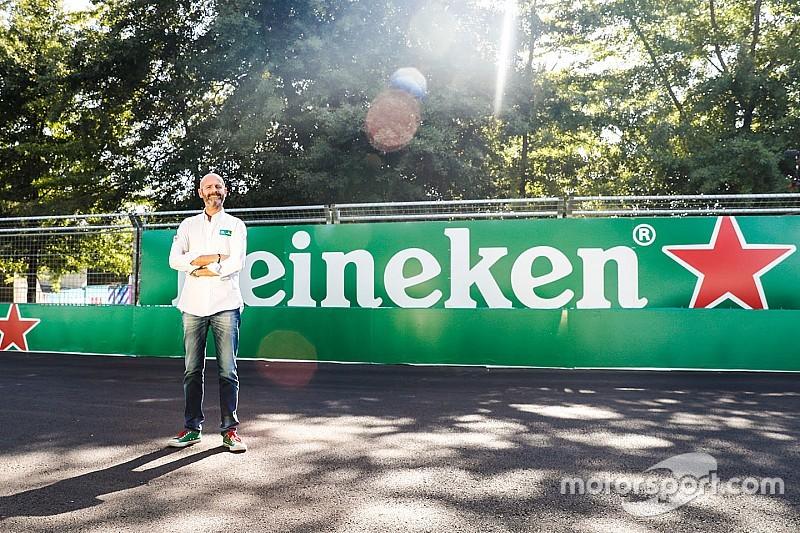 Heineken zou graag meer verschillende winnaars zien in Formule 1