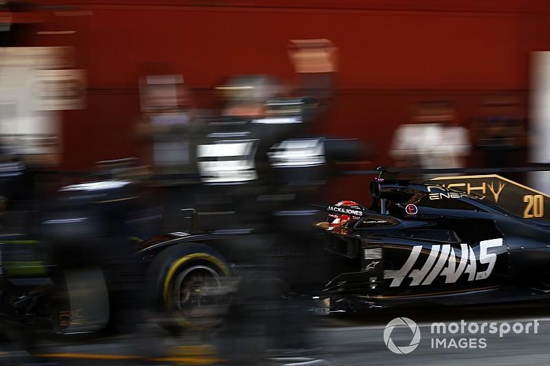 Haas: Normal şartlar altında üç büyük takım dışında kimse podyuma çıkamaz