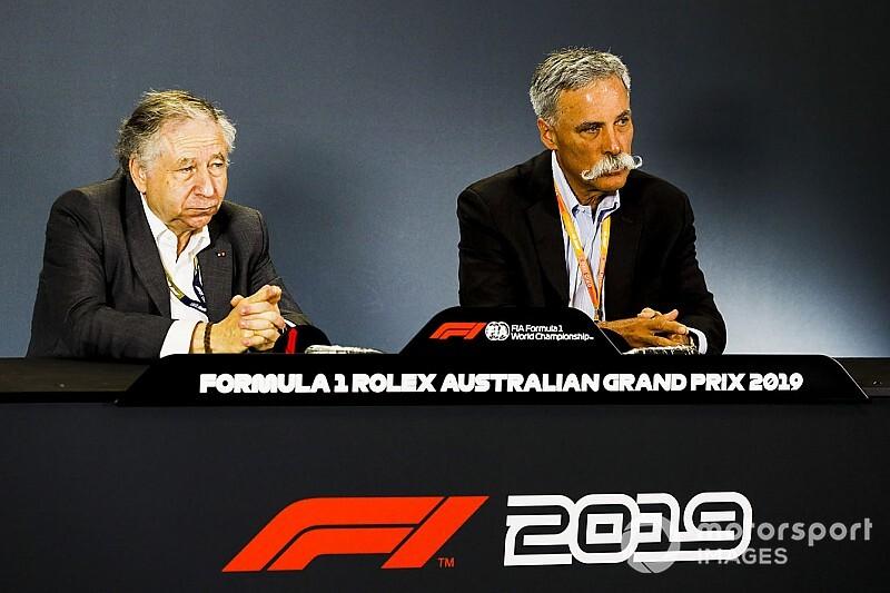 جس اجلاس میں F1 کا مستقبل بیان ہوسکتا ہے