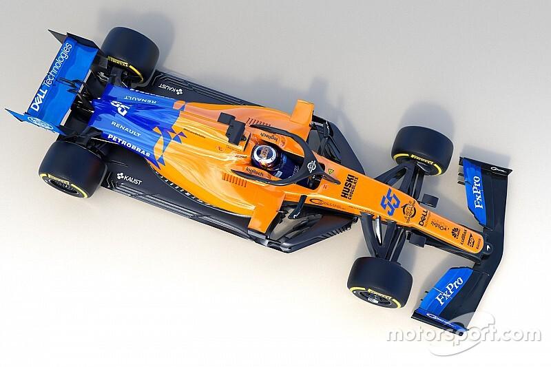 In beeld: De nieuwe McLaren MCL34 uit alle hoeken