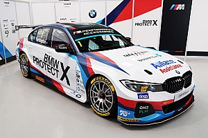 Covers come off BMW's 3 Series BTCC challenger
