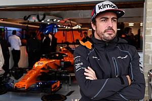 Vídeo: sigue la dinámica entre McLaren, Alonso y la NASCAR
