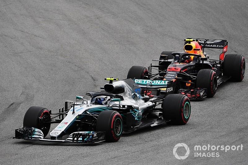 Verstappen glaubt: Hamilton profitierte von