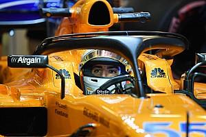 Video: McLaren-Piloten hoffen auf