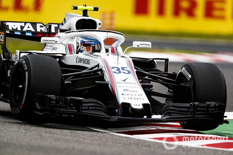 """Sirotkin: Processo da Williams para 2019 é """"bem diferente"""""""