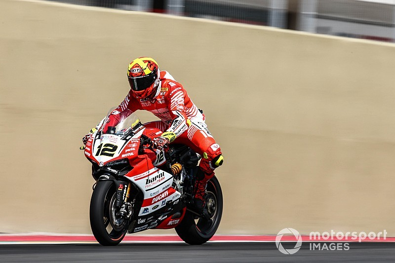 Fores: Ducati sponsor 'playing with my livelihood'