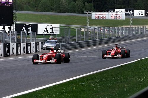 Austria 2002: When unnecessary team orders rocked F1