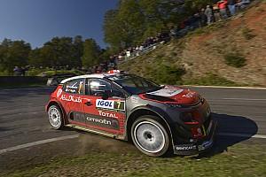 WRC Son dakika Meeke: 2017'de tek amacımız ralli kazanmak