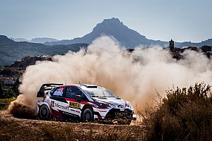 WRC Preview Toyota Gazoo Racing ready to attack the Welsh forests