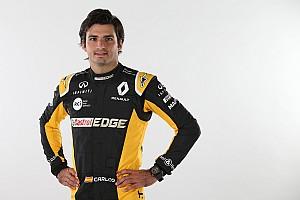 Fórmula 1 Noticias Sainz ya luce vestido de Renault