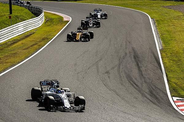 Формула 1 Колонка Масси: Renault - найсерйозніша загроза п'ятому місцю Williams