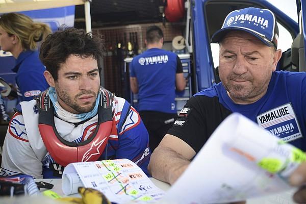 Dakar Entrevista Caimi, el sueño argentino para el Dakar de Yamaha y Arcarons
