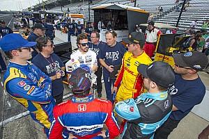 IndyCar Noticias Alexander Rossi:
