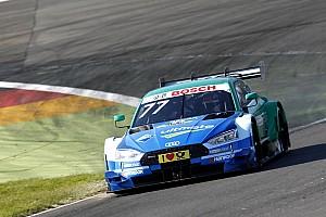 DTM Nieuws Audi: DTM-debuut Duval nog niet succesvol door