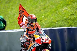 MotoGP Reactions Marquez janji tampil agresif hingga lap terakhir