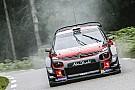 WRC Loeb admite estar interesados en probar el Citroen C3