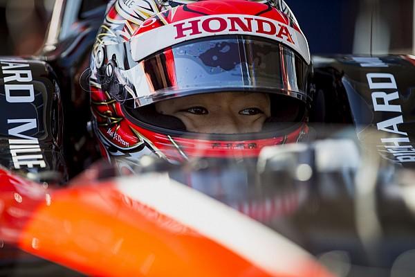 Évoqué chez Toro Rosso, Matsushita voit la Super Licence s'éloigner