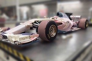 Formula 1 Breaking news 2017 windtunnel model among lots in Manor F1 auction