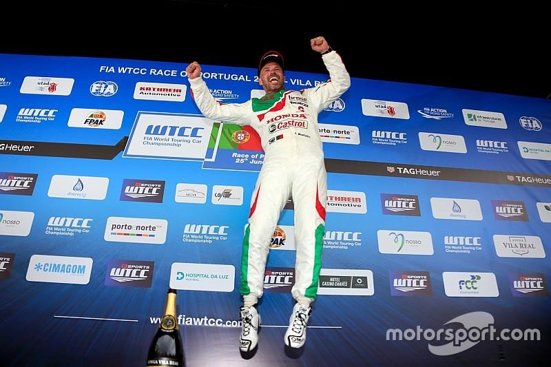 """Monteiro: """"Ho tante proposte sul tavolo, vorrei restare con Honda"""""""