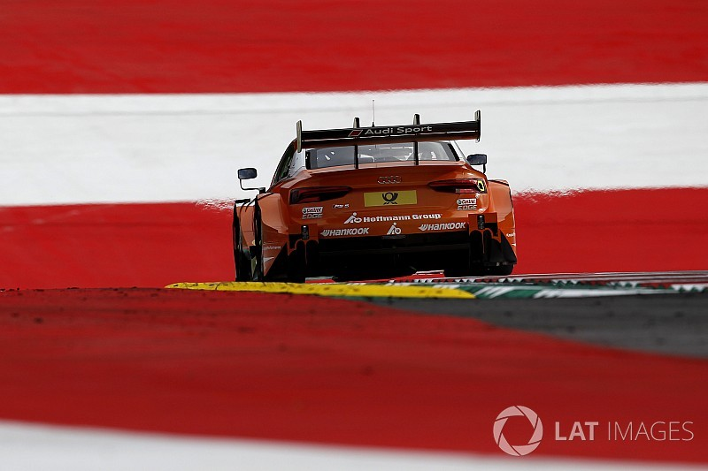 Red Bull Ring DTM: Audi pilotları domine etti, pole Green'in