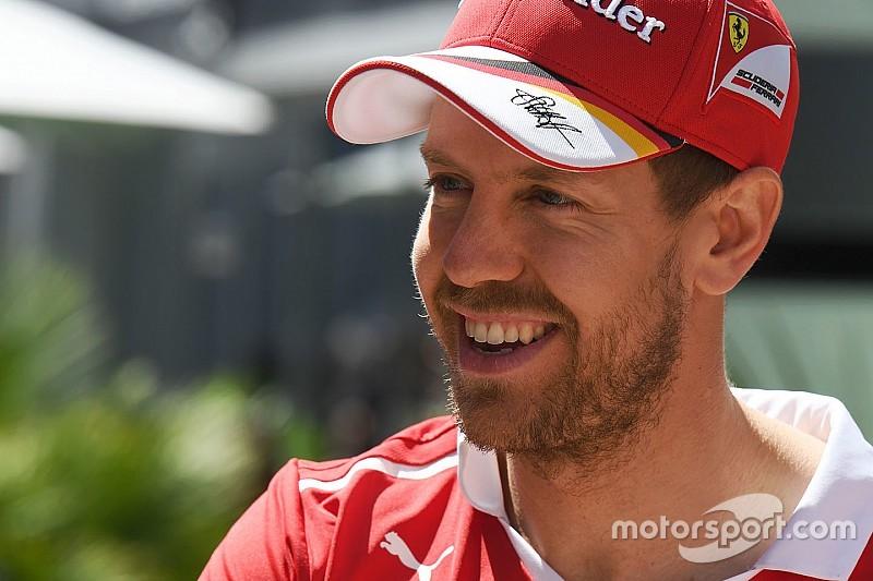 【F1】ベッテル「メルセデスに勝つには、ひとつずつのステップが重要」