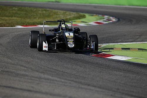 【欧州F3】モンツァ2日目:エリクソン首位。牧野らトップ10圏外
