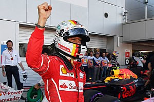 Formula 1 Breaking news Vettel sempat rasakan tekanan sebelum raih pole Sochi