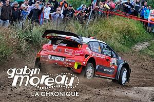 WRC Chronique Le tour du monde de Gabin Moreau: entre Pologne et... Madère