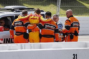 IndyCar Actualités Ryan Hunter-Reay autorisé à prendre le départ