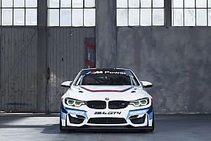 GT Nieuws Foto's: BMW presenteert de M4 GT4 tijdens 24 uur Nürburgring
