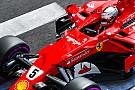 【F1】ベッテル、メルセデスの木曜のペースは「奇妙だ」と警戒