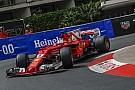Formel 1 Formel 1 2017 in Monaco: Ferrari-Pilot Vettel glänzt mit Bestzeit