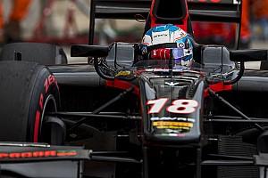FIA F2 Отчет о гонке Де Врис впервые победил в Формуле 2
