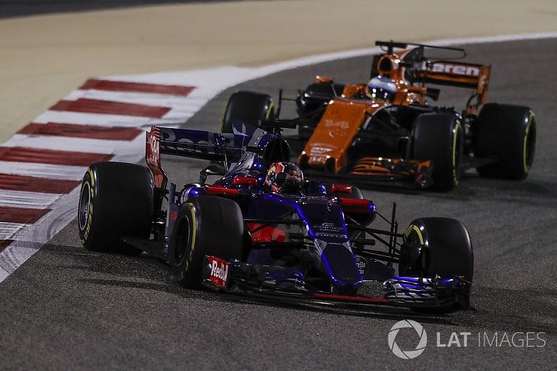 Officiel - Honda rejoint Toro Rosso pour 2018
