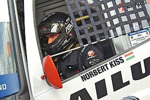 Kamion Eb BRÉKING FIA ETRC: Kiss most már készen áll a cseh versenyre