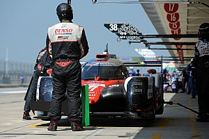 WEC Новость Toyota потеряла надежду на титул в WEC