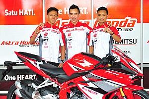 ARRC Preview Astra Honda Racing Team panaskan persaingan AP250