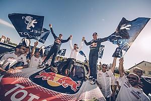 Дакар Новость Петерансель заявил, что выиграл «Дакар» благодаря опыту, а не скорости