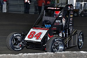Midget Breaking news Chili Bowl: Chad Boat wins the Race of Champions over Kyle Larson