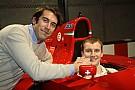 GP3 Kevin Jörg vers Trident en GP3