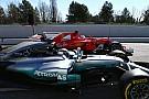 Formule 1 Ricciardo -