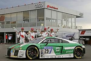 Endurance Nieuws Finale 24 uur Nürburgring een achtbaan van emoties voor Land-coureurs