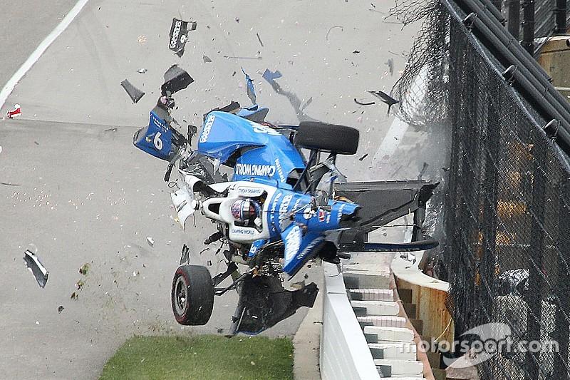 [IndyCar] 马萨坚持自己对IndyCar安全水平的看法